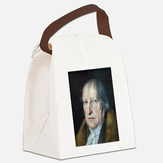 hegel Canvas Lunch Bag