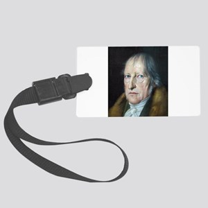 hegel Luggage Tag