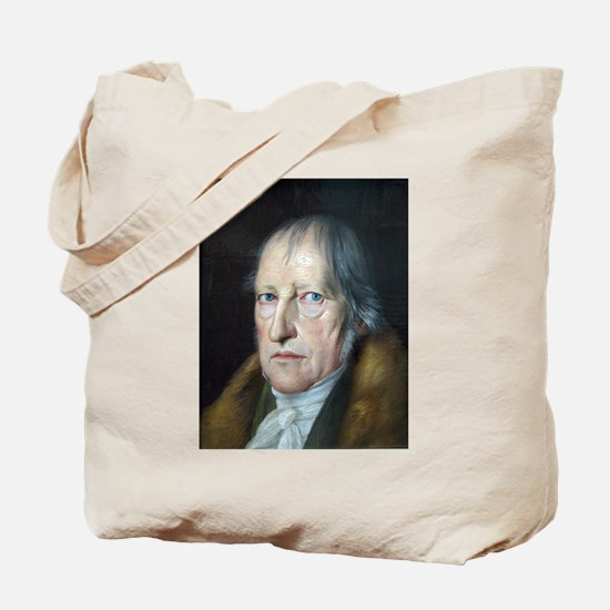 hegel Tote Bag