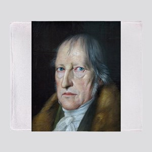 hegel Throw Blanket
