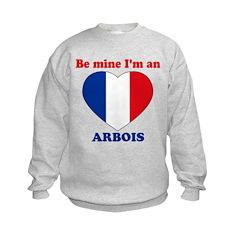 Arbois, Valentine's Day Sweatshirt