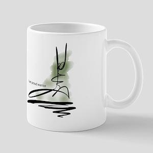 I am proud warrior Mug