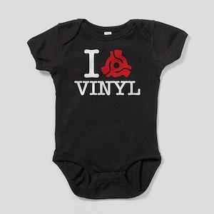 I 45 Adapter Vinyl Baby Bodysuit