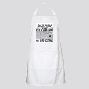 State of Israel! BBQ Apron