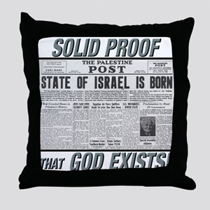 State of Israel! Throw Pillow