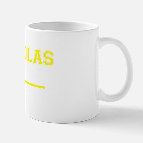 Unique Nickolas Mug