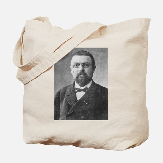 henri poincare Tote Bag