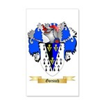 Gorsuch 35x21 Wall Decal