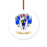 Gorsuch Ornament (Round)