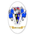 Gorstige Sticker (Oval 50 pk)