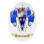 Gorstige Ornament (Oval)