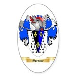 Gorstice Sticker (Oval 50 pk)