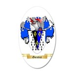 Gorstice 35x21 Oval Wall Decal