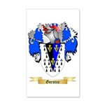 Gorstice 35x21 Wall Decal