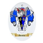 Gorstice Ornament (Oval)