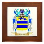 Goroni Framed Tile