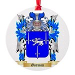 Gormon Round Ornament