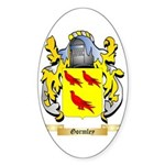 Gormley Sticker (Oval 10 pk)