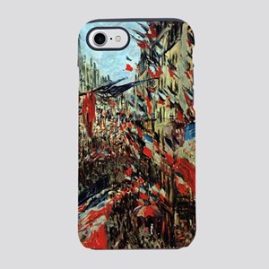 French Flags by Monet iPhone 7 Tough Case