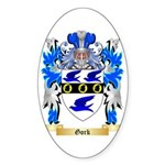 Gork Sticker (Oval)