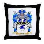 Gork Throw Pillow