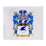 Gork Throw Blanket