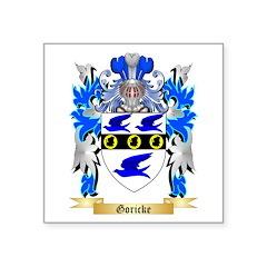 Goricke Square Sticker 3