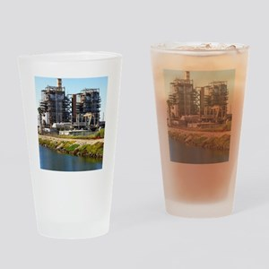 Power Plant Drinking Glass