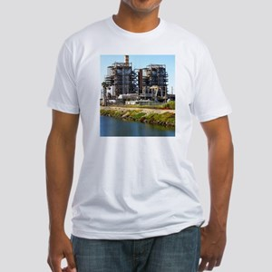 Power Plant Fitted T-Shirt