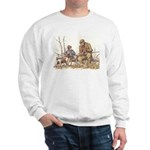 Grandpa and the Boy Sweatshirt