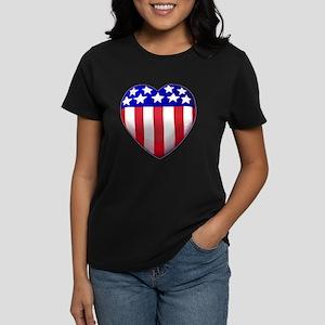 MY AMERICAN HEART Women's Dark T-Shirt
