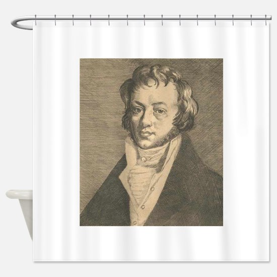 ampere Shower Curtain