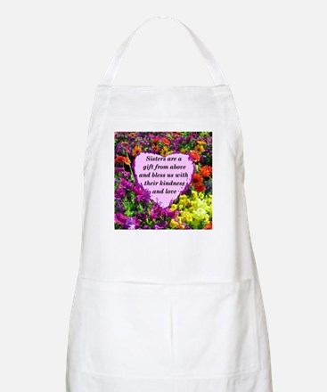 SISTER BLESSING Apron