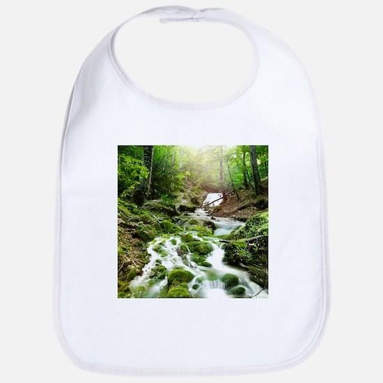 Woodland Stream Bib