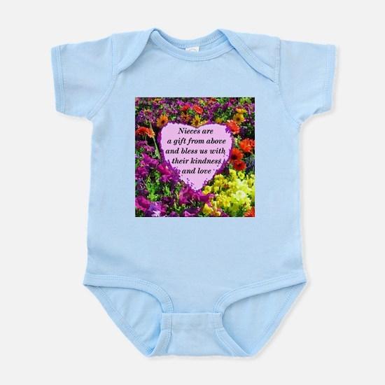 NIECE BLESSING Infant Bodysuit