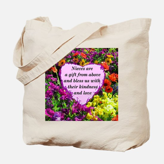 NIECE BLESSING Tote Bag