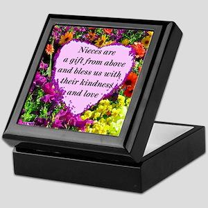 NIECE BLESSING Keepsake Box