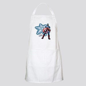 Holiday Captain America Apron