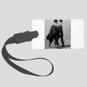 orville and wilbur wright Luggage Tag