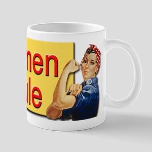 Women Rule Mug