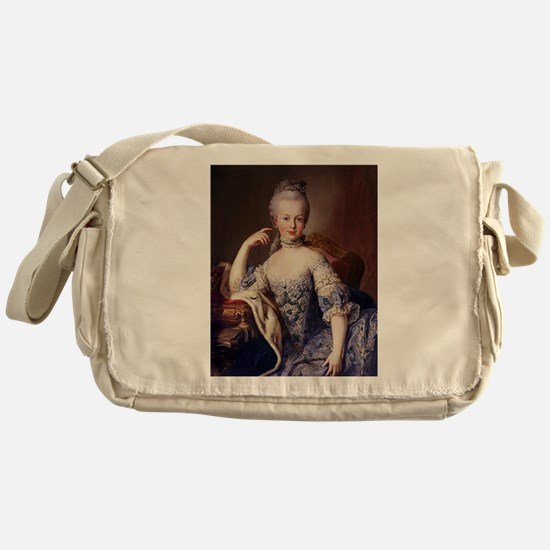 marie antoinette Messenger Bag