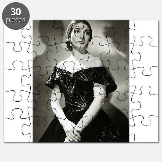 maria callas Puzzle