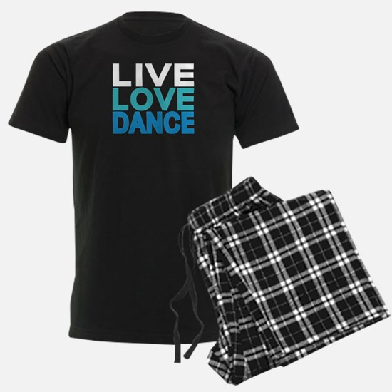 Live Love Dance WCS Addict Pajamas