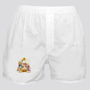 Nativity- Boxer Shorts