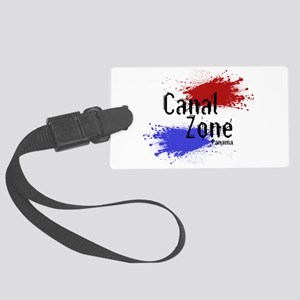 CanalZone Luggage Tag