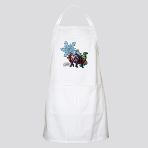 Holiday Avengers Apron