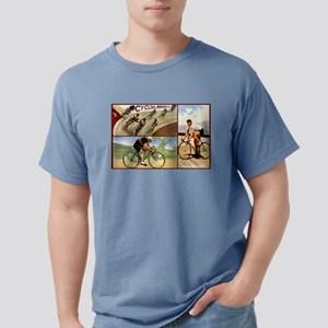 Vintage Cycling Cyclists T-Shirt