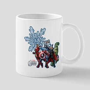 Holiday Avengers Mug
