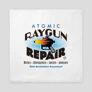 Ray Gun Queen Duvet