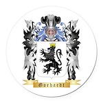 Gorhardt Round Car Magnet